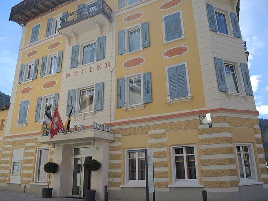 Hotel Müller: Sehr schön renoviertes Haus