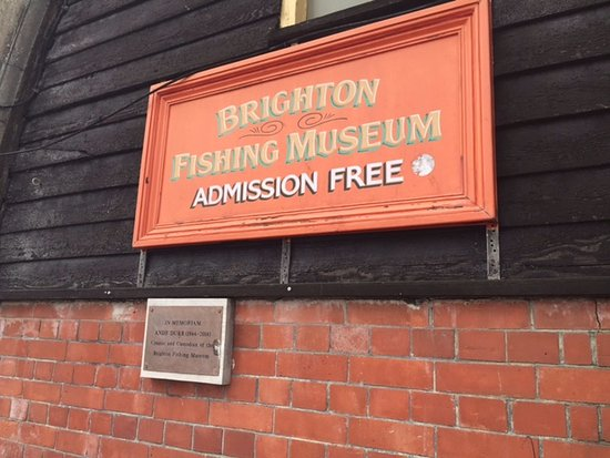 Fishing Museum: Outside