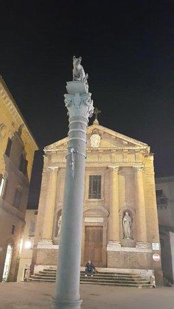Siena, Italia: De noche por sus calles