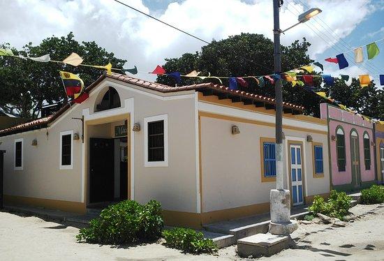 Posada Macanao Lodge: Fachada