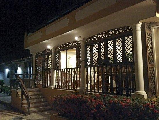 Posada Macanao Lodge: Vista Nocturna