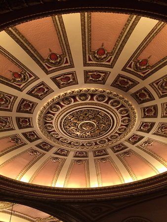 photo fotograf a de cadillac palace theatre chicago tripadvisor. Cars Review. Best American Auto & Cars Review
