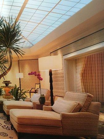 The Spa at Wynn : Lobby of Spa