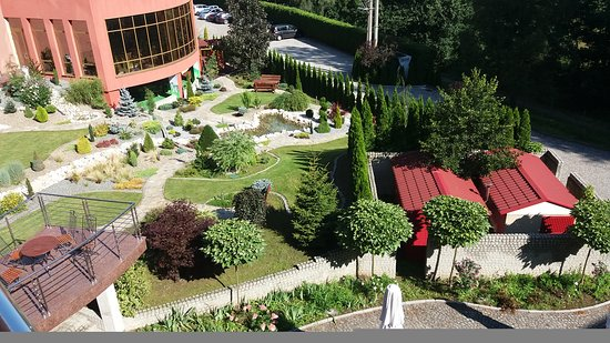 Wodzislaw Slaski, Polonia: Garden