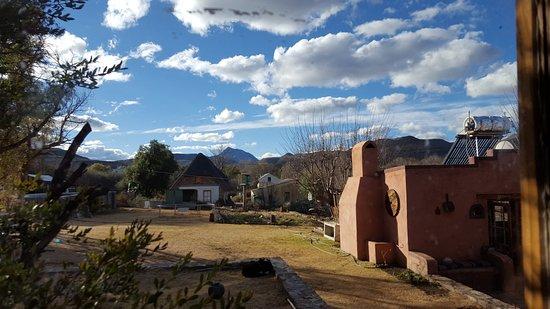 Nieu-Bethesda, Republika Południowej Afryki: Under Karoo winter skies