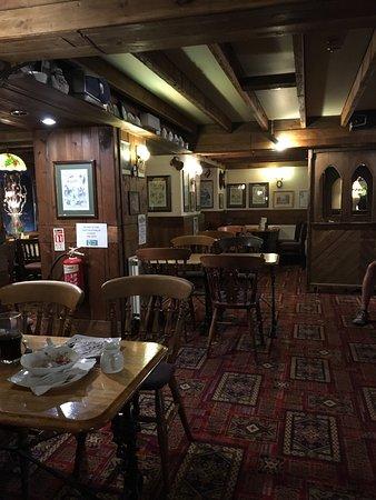 Rame, UK: The Halfway House