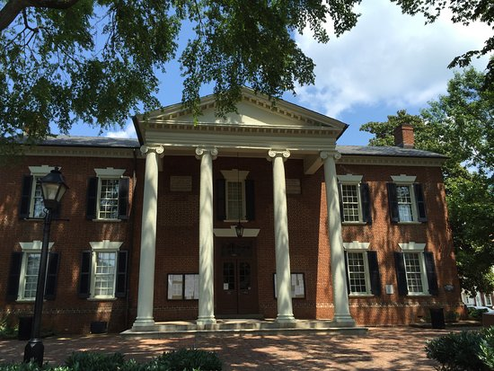 Albemarle County Court House