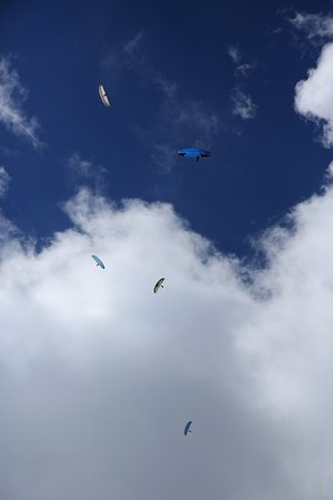 Pylypets, Ukraine: Полеты
