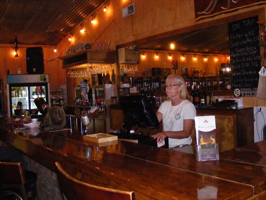 Artesia, NM: Friendly waitress