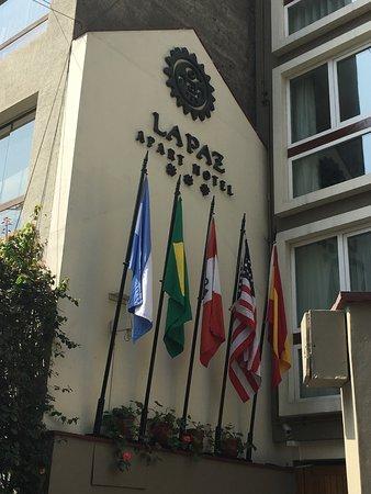 La Paz Apart Hotel Image