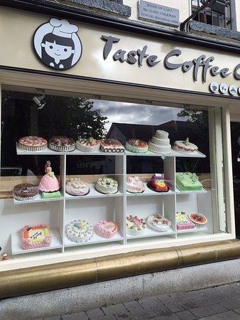 Taste Coffee Cake
