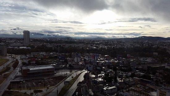 LQ Hotel by La Quinta Puebla Palmas : Vista desde Piso 10