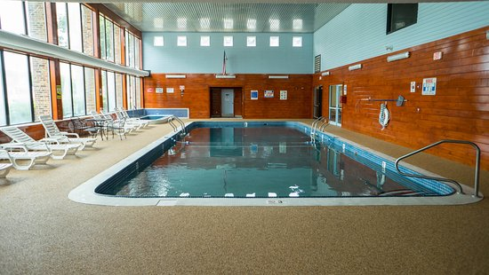 Mariner Motor Lodge: Indoor Swimming pool