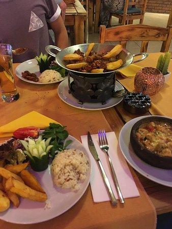 Santana Restaurant - Hisaronu