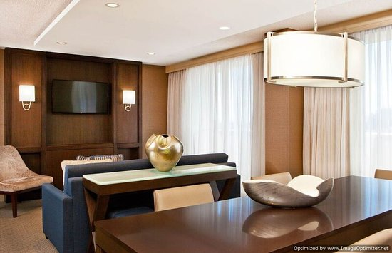 Sheraton Suites Country Club Plaza: Hospitality Suite