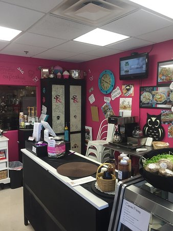 Kearneysville, Virginia Occidental: Sugar Rush Cafe & Bakery