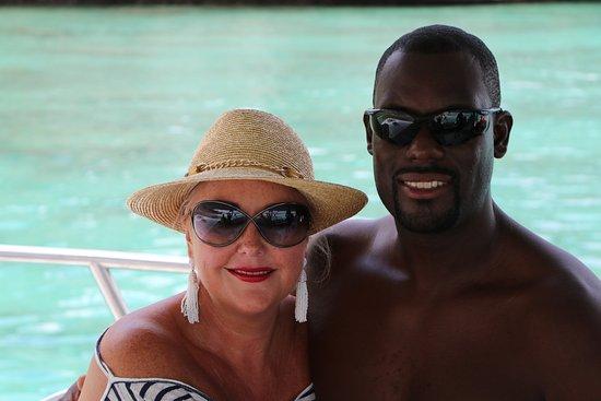 Simpson Bay, St. Maarten-St. Martin: Santino Boat Trip!