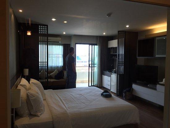 那婆特服務公寓大酒店照片