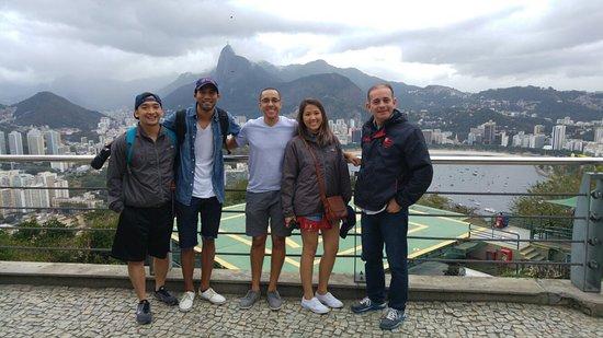 Marcio Boechat Rio de Janeiro Tours