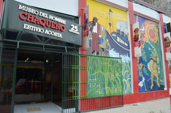 Museo del Hombre Chaqueño Ertivio Acosta