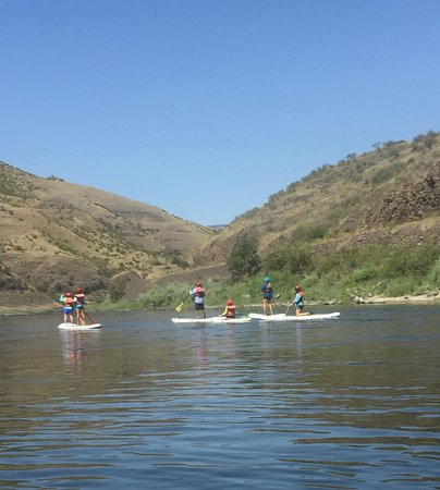 Angels Camp, CA: Paddleboards