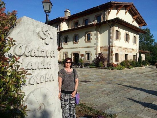 Arbizu, Spanien: hotel Olatzea