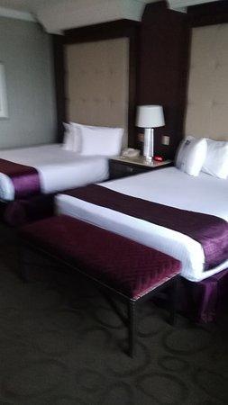 Sam's Town Hotel and Casino Shreveport: sleep area