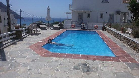 Nymphes Hotel-billede