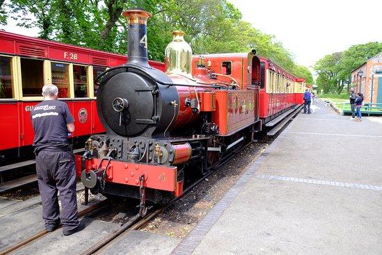 Isle of Man Bus and Rail: Isle of Man Rail