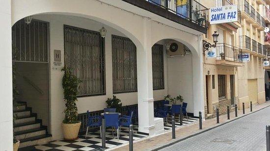 Hotel La Santa Faz Foto