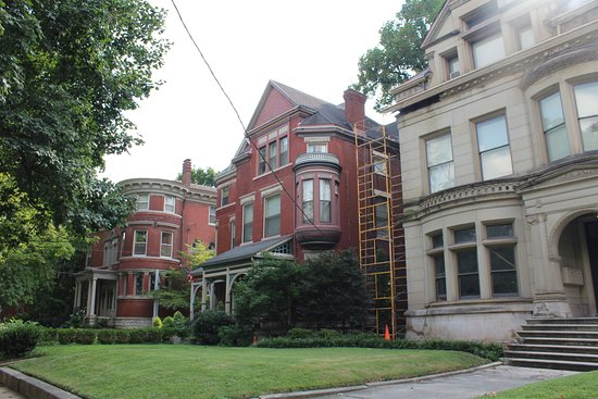 Old Louisville: Renovating these beautiful homes