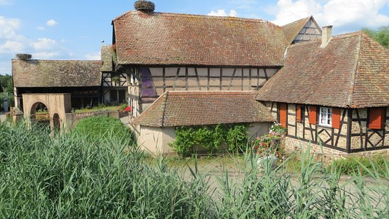 Parc Attractions Haut Rhin: ECOMUSEE ALSACE