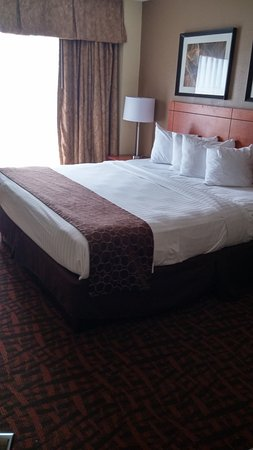Best Western Louisville East: Small king room