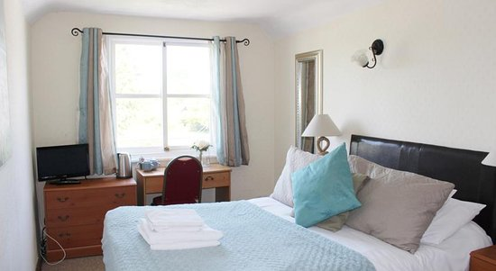 Little Hallingbury, UK: Room 15 which overlooks the Marina (Top Floor of Mill)