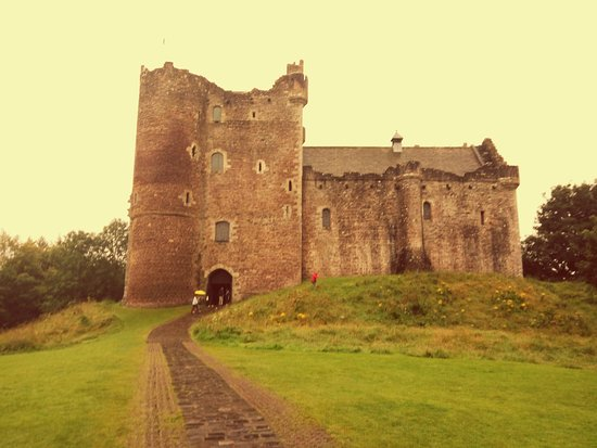 Buchlyvie, UK : Doune castle