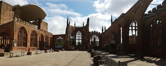 ‪‪Coventry‬, UK: Coventry cathedral‬