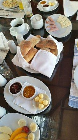Casa Arequipa: Le petit déjeuner inclus