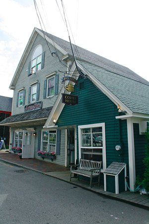 Kennebunkport Inn : Dock Square Coffee House