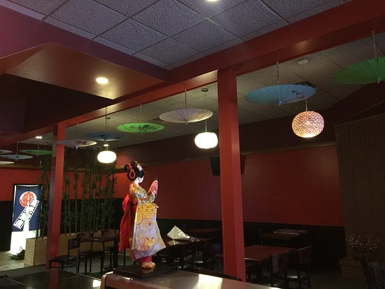 Mattoon, IL: Osaka Sushi & Steakhouse
