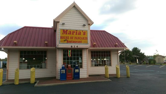 Kendallville, Ιντιάνα: Maria's House of Pancakes