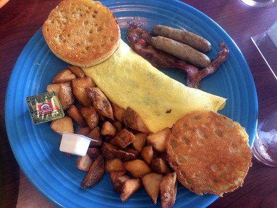 T's Restaurant: #2 breakfast