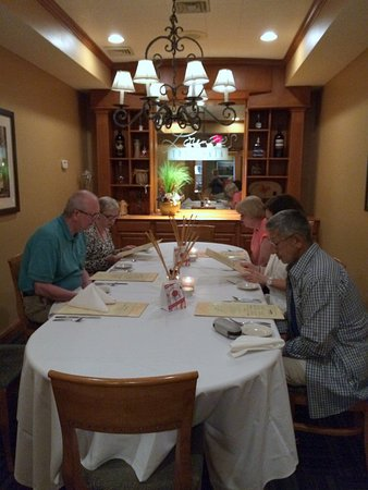 Private Dining Room Picture Of Lorenzo S Trattoria Saint
