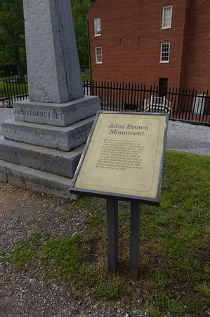 John Brown Monument