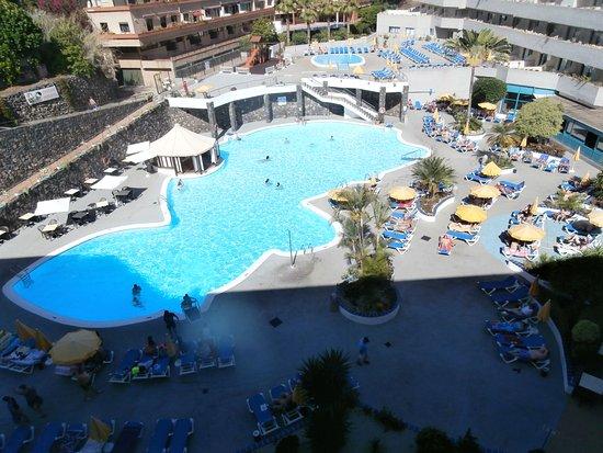 Hall d 39 entr e picture of gran hotel turquesa playa - Turquesa playa puerto de la cruz ...
