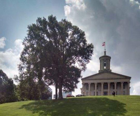 Tours Of Nashville Capitol Building