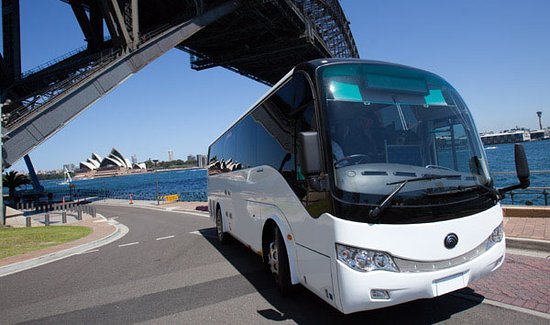 Marrickville, Australien: Inspire Transport - coach hire Sydney and Mini Bus Hire Sydney