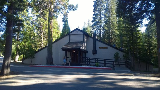 Emigrant Gap, Kalifornien: Main Lodge