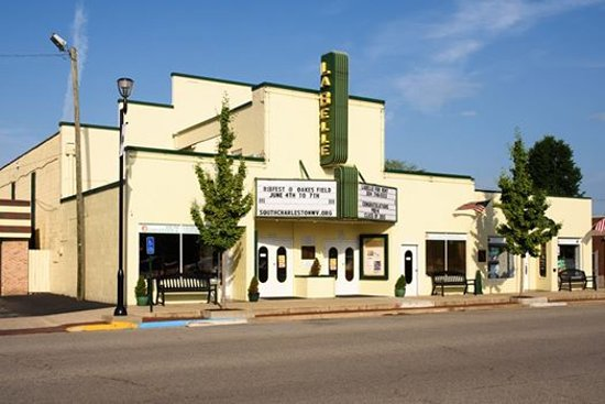 The La Belle Theater is our home at 311 D Street in South Charleston