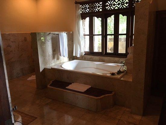 Alam Jiwa: 2階のバスルーム