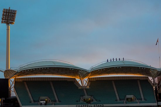 ‪Commonwealth Bank RoofClimb Adelaide Oval‬